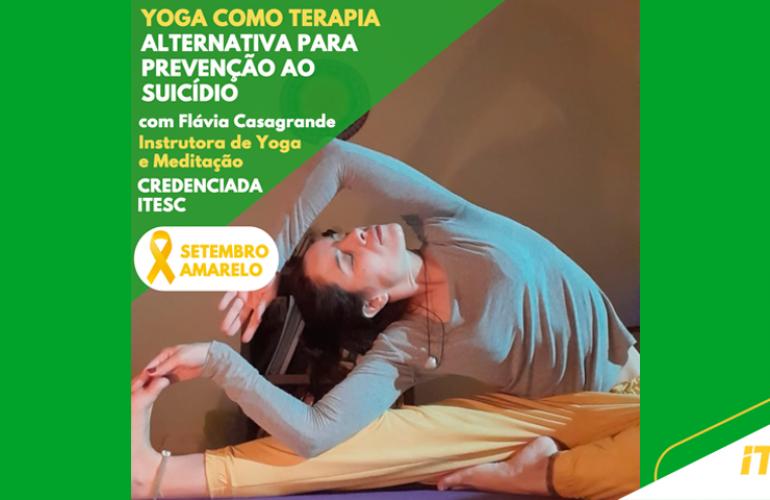 Yoga como Terapia Alternativa para Prevenção ao Suicídio