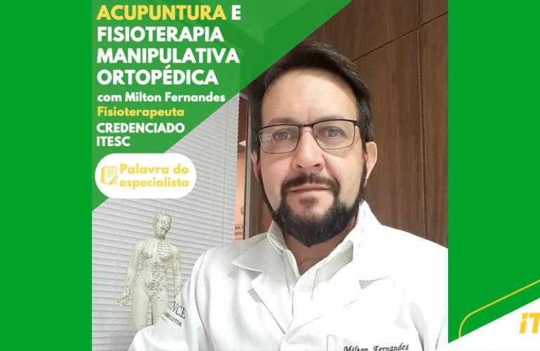 Acupuntura e Fisioterapia Manipulativa Ortopédica