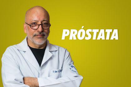 Saiba tudo sobre o câncer de próstata